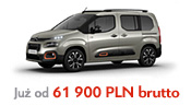 Citroen Nowe Berlingo