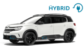 SUV Citroen C5 Aircross Hybrid